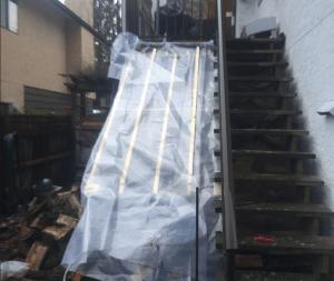 Solar-firewood-dryer