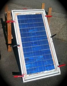 DIY 60 watt panel